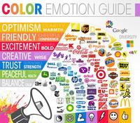 Использование цвета в маркетинге и продажах.