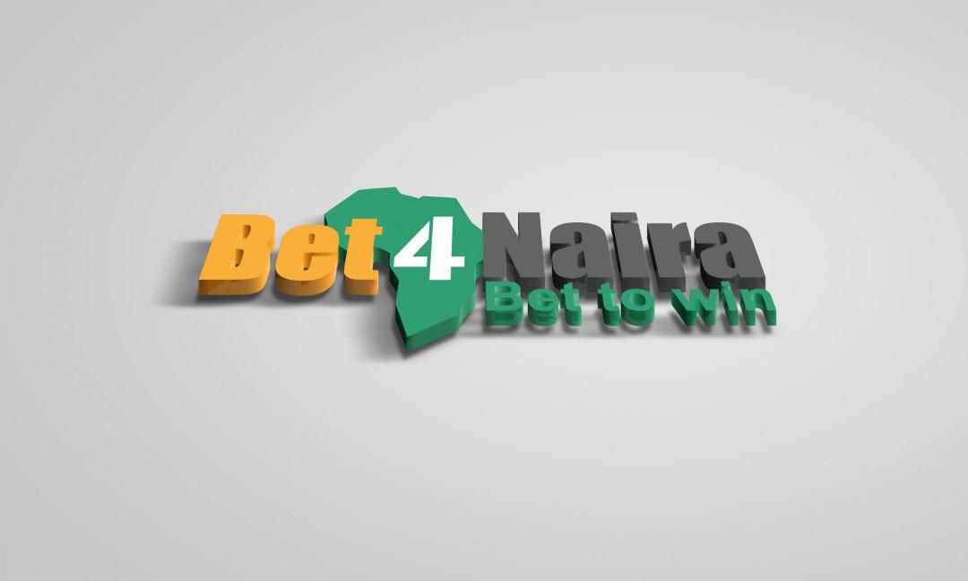 Разработка логотипа для фирмы Bet4Naira
